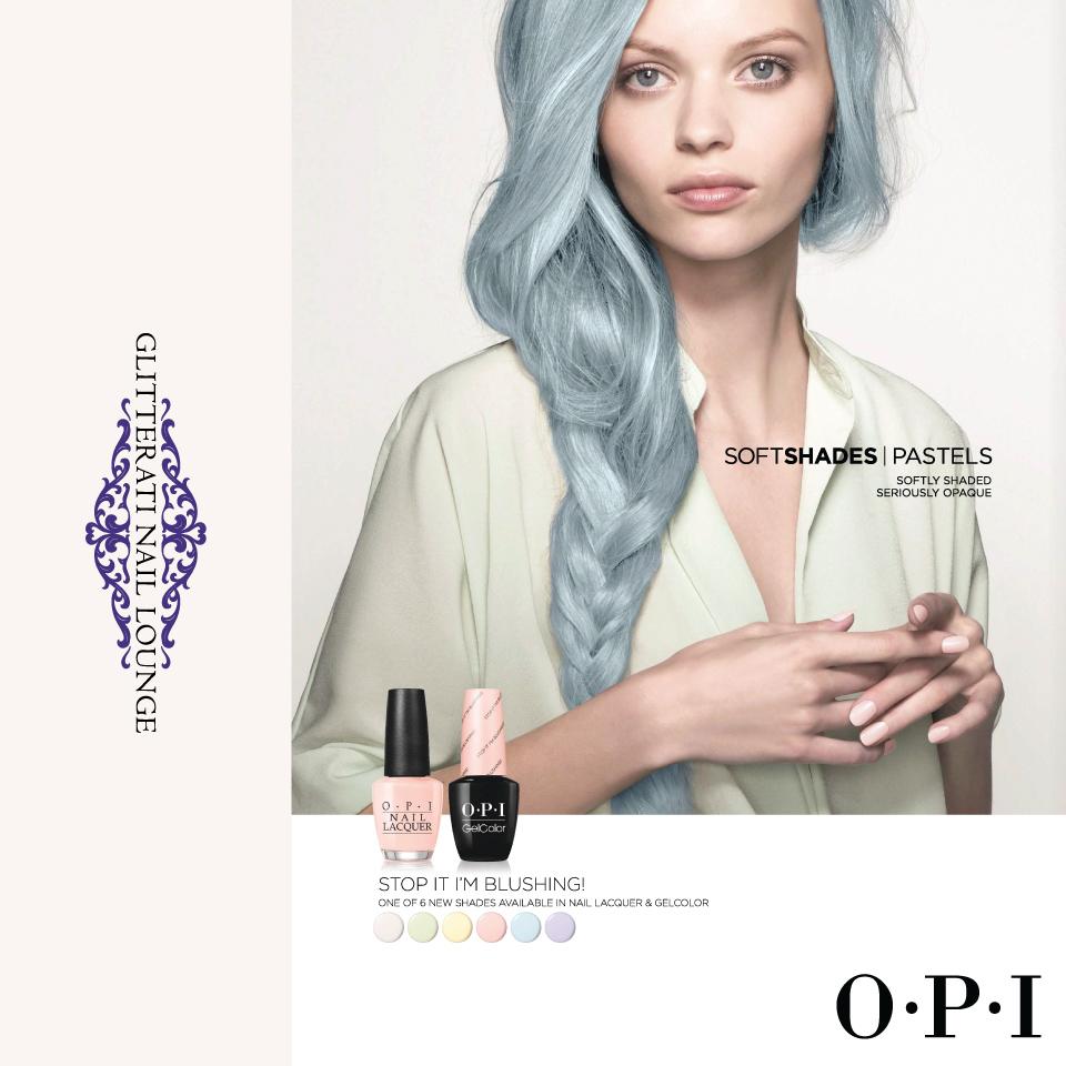 OPI SoftShades Pastels