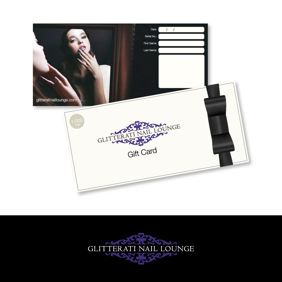 Glitterati Nail Lounge Gift Cards